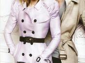 EXCLU: Premières photos Campagne Burberry 2007 avec Emma Watson Alex