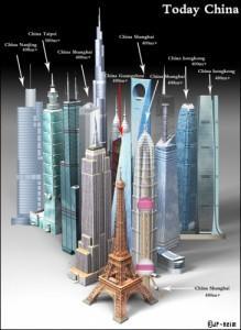 Les 10 tours les plus hautes du monde lire for Les plus grandes tours du monde