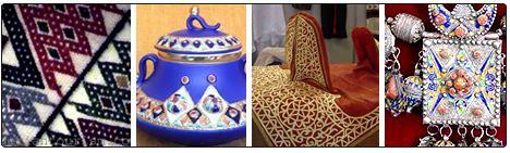Artisanat et bijoux algeriens de belles pieces a decouvrir paperblog - Artisanat algerien ...
