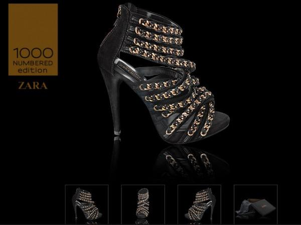 Zara  Limited Edition