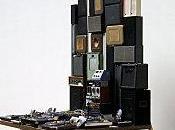 Arts sonores, empilemements, murs entassements