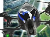 hélicoptère Wi-Fi présenté 2010 Vegas