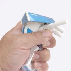 Si a cessé de fumer pour 20 semaines de la grossesse