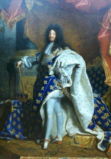 Louis XIV et le Louvre