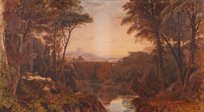 Les aquarellistes anglais du si cle d or 1750 1850 7 me for Paysagiste anglais celebre