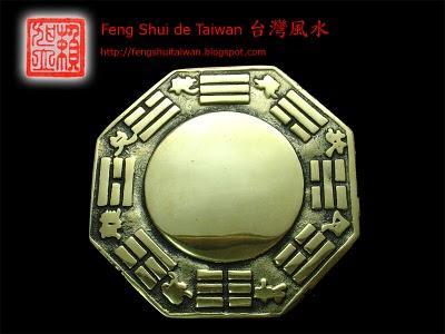 Le miroir ba gua dans le feng shui d couvrir for Miroir feng shui