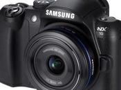 2010 Samsung NX10, qualité photo dans boîtier compact