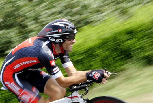 Alejandro Valverde durante la decimotercera etapa del Tour de Francia disputada en Albi, al sureste de Francia - AP - 21/07/2007