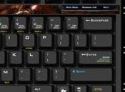"""Clavier ZBOARD """"Starcraft"""