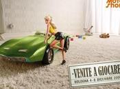 Excellente disruption Motor Show Bologne