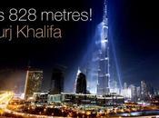 Burj Khalifa Ouverture plus haut gratte-ciel photos)