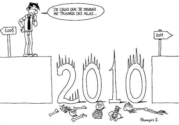 2010 un nouveau parcours du combattant pour luc lemploy - Parcours du combattant jeu ...