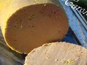 Foie gras pain d'épices