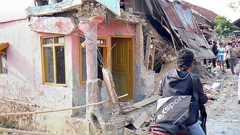 Haïti assombri par un puissant séisme