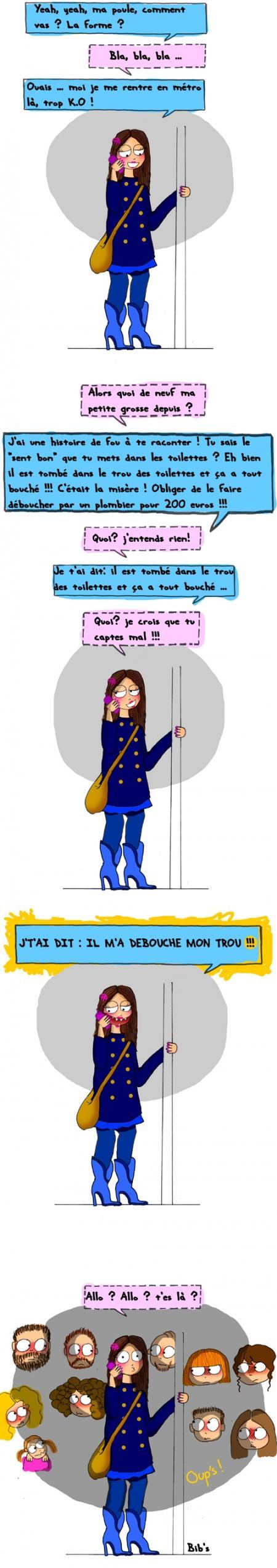 Quoi? je crois que tu  captes mal !!! Dessin, bd, mode, société, girly, journal, intime, journal intime,  astuce, illustration, graphisme, paris, bibs, blog, rigolo, humour, fun, photo