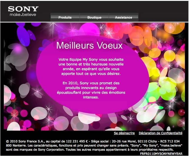 My Sony