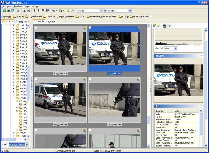 [Logiciel] RAW PhotoDesk 2.1
