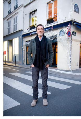 Entretien avec Philippe Alvergne