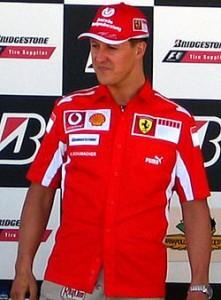 Schumacher : un nouveau départ