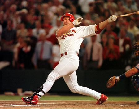Mark Mcgwire HR