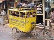 Transports scolaire Inde