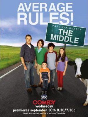 13/01 | OFFICIEL: Une saison 2 pour The Middle, Modern F. et Cougar T.