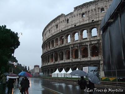 Vacances romaines - Jane's Corner View