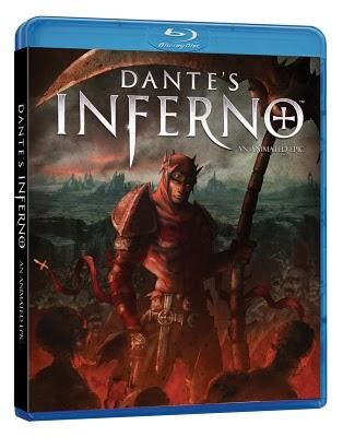 DANTE' S INFERNO : AN ANIMATED EPIC