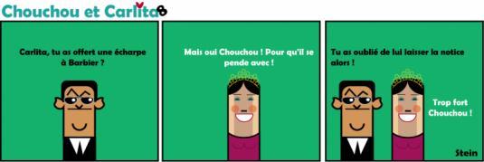 Chouchou et Carlita -8-