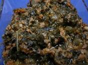 Curry corète viande hachée