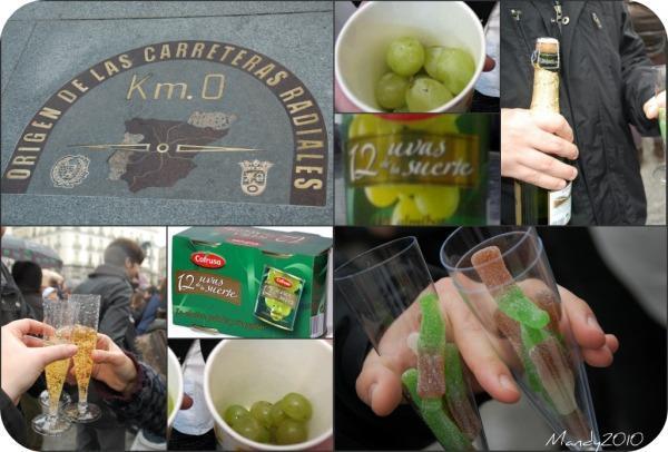 Tradition des raisins