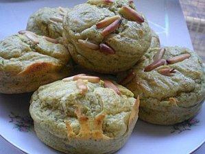 Muffins pesto pignons (manou1983)