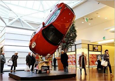Alfa Romeo: l'évènementialisation de l'offre n°2