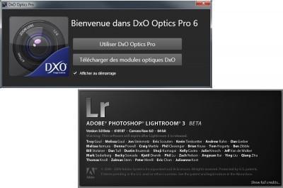 Test : DxO V6 contre Lightroom V3