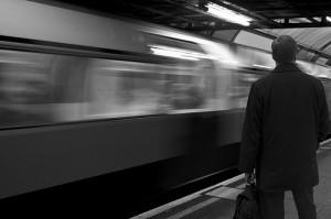 FlickR - Business Man With No Where To Go - FabioMakesMistakes
