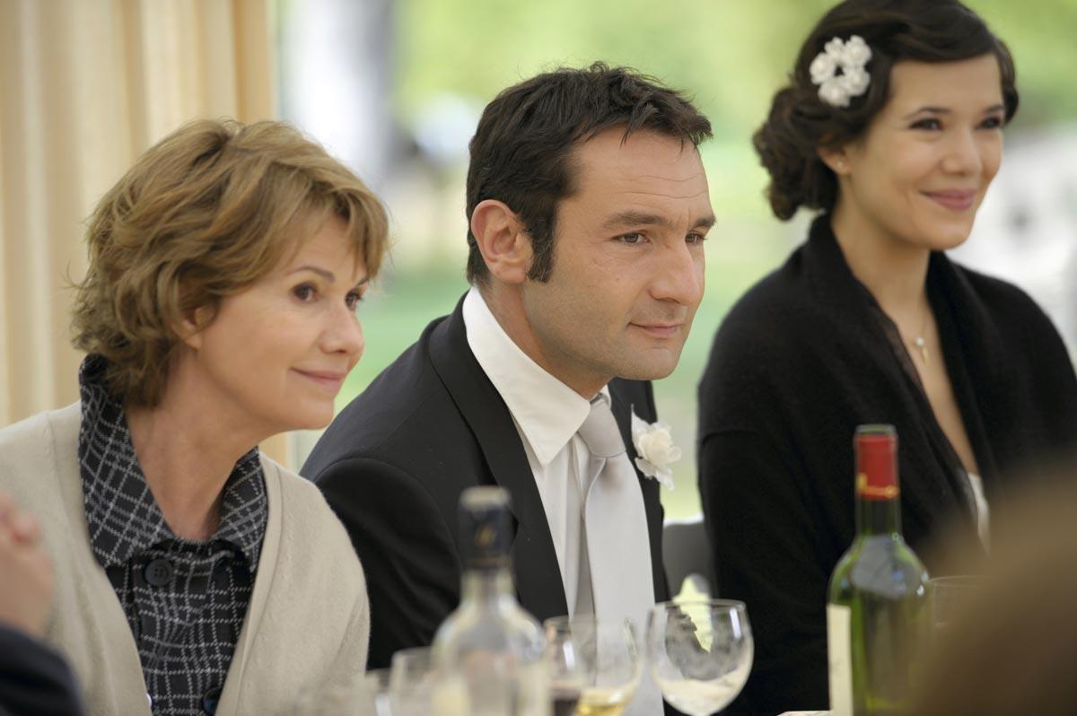 Miou-Miou, Gilles Lellouche et Mélanie Doutey. UGC Distribution