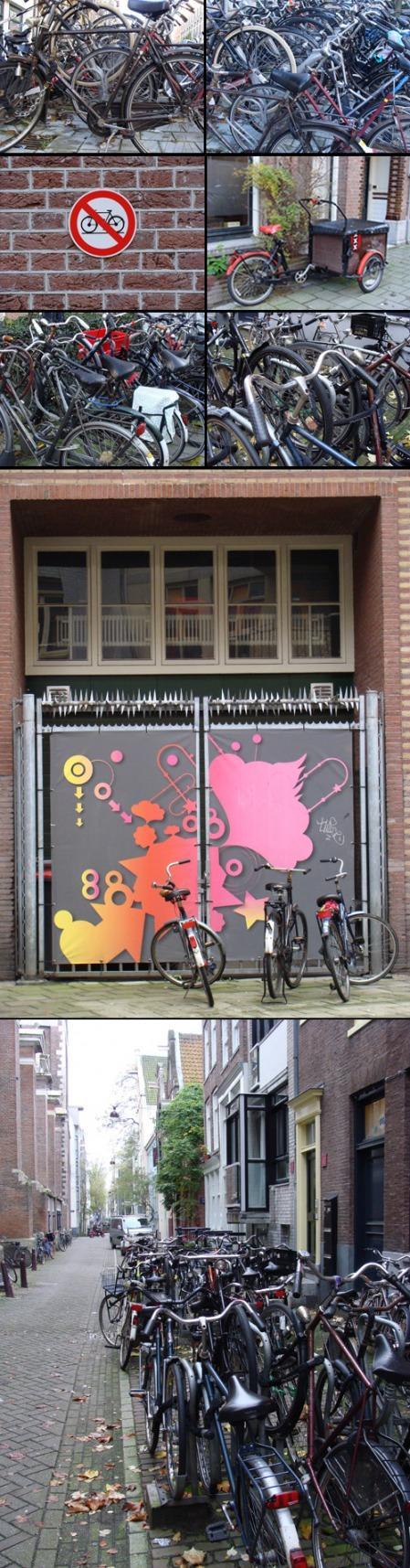 Qu'est-ce qui cloche à Amsterdam ?