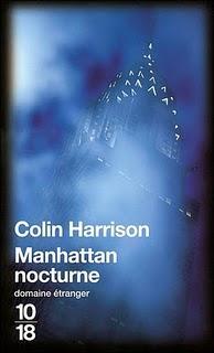 Manhattan nocturne, Colin Harrison