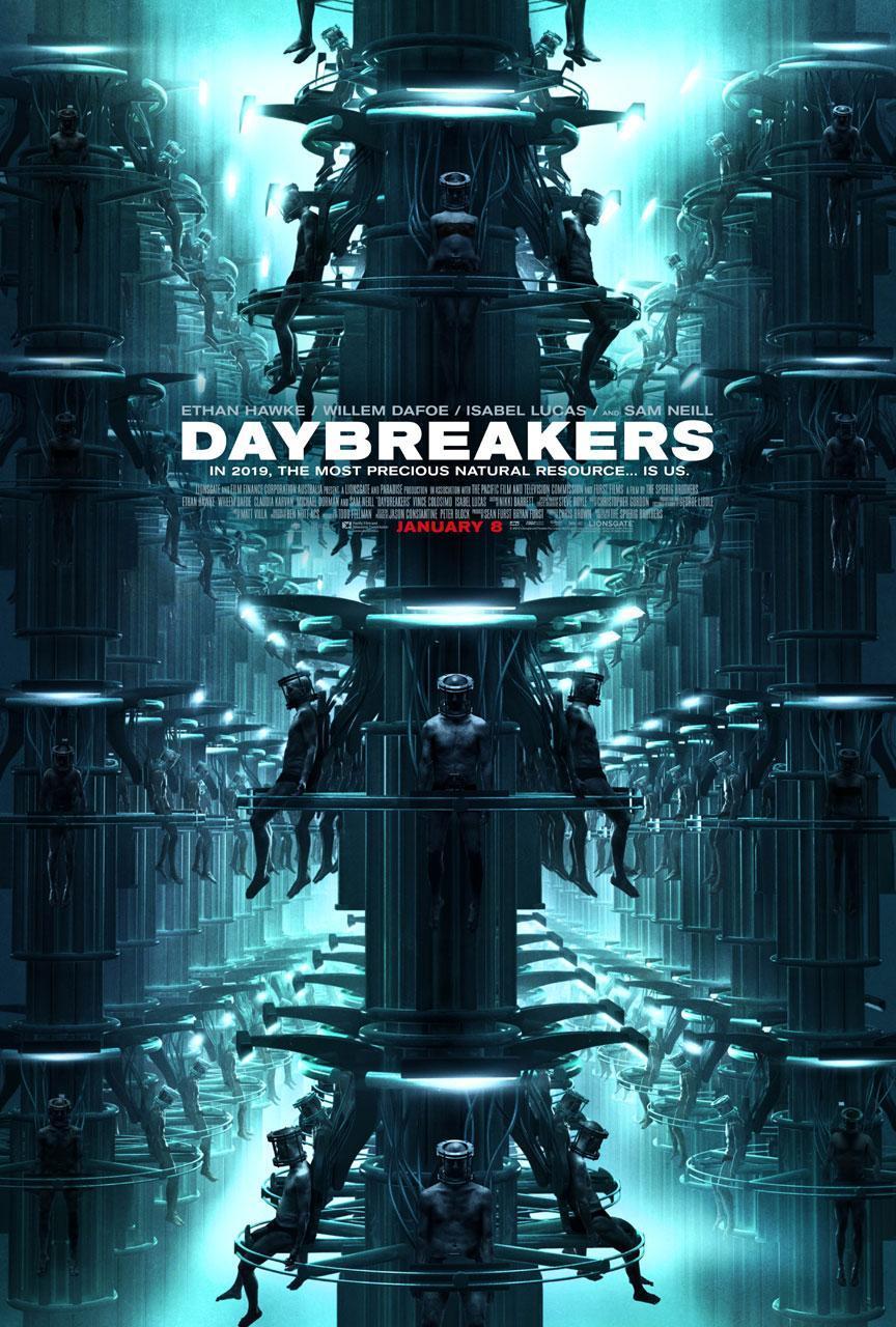 Daybreakers des frères Spierig