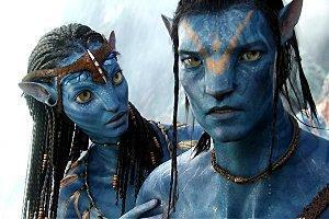 Avatar - Jake et Neytiri