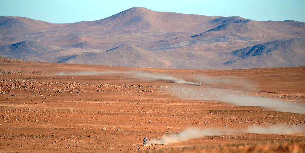 Dakar Rally en image