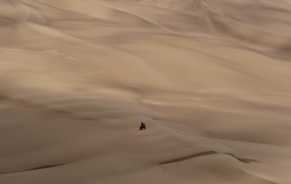 Le Dakar en image