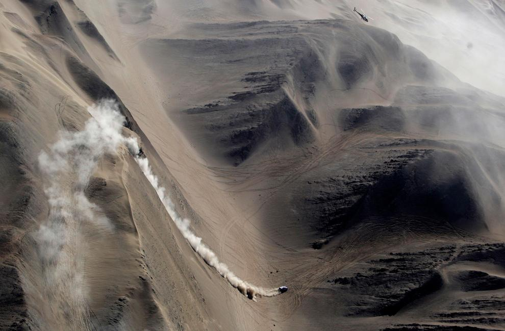 Dakar 2010 - Chili