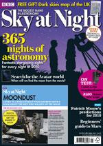 Test comparatif dans BBC Sky At Night
