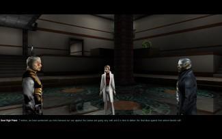 The Nameless mod - Deus Ex