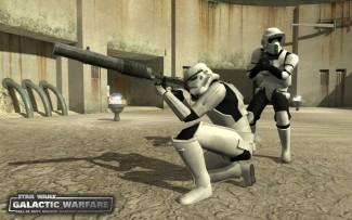 Mod Starwars Galactic Warfare - Call of Duty 4