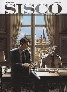Nouvelle série BD : Sisco de Benec et Thomas Legrain