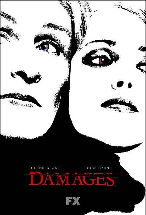 14/01 | PROMO : Affiche officielle de Damages (saison 3)!!!