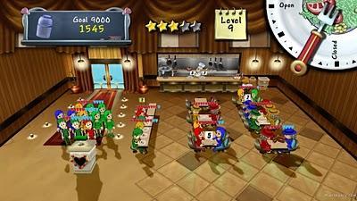 Mise à jour PSN du 14 janvier - Diner Dash fait son entrée