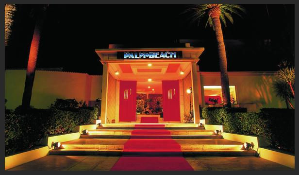 Les tournois du Palm Beach